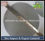 Stainless Steel Woven Wire Mesh Filters Disc