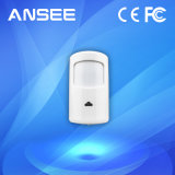 Wireless PIR Sensor Detector, Interconnectable with IP Camera for Alarm System