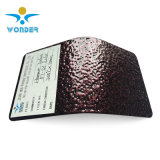 Glossy Purple Texture Hammer Finish Powder Coating for Door Frame