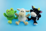 Kids Cute Toy Lamb, Frog and Cow Toy