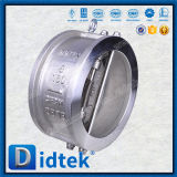 Didtek Dual Plate Stainless Steel Wafer Check Valve