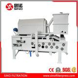 Sludge Dewatering Filter Press Belt Type Filter Press