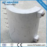 Air Cooling Casting in Aluminum Band Heaters
