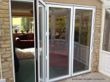 External Patio Balcony Bifold Doors for High Properties