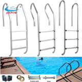 3-Step in-Ground Swimming Pool Stainless Steel Ladde