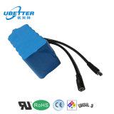 High Power Ubetter 26650 12V 9.9ah LiFePO4 Battery for E-Tools