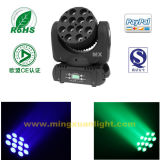12X10W Beam 4in1 RGBW CREE Moving Head (YS-213)