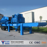 ISO&CE Approved Yifan Patented Sand Crushing Plant