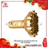 Low/High Air Pressure DTH Drilling Bit/DTH Hammer