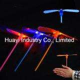 LED Light up Flying Aero Props Toy