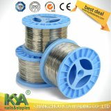 103020g25 Galvanized Flat Stitching Wire