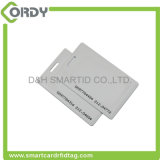 Access Control Proximity tk4100 clamshell RFID ID card with 1.8mm thickness