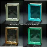 Clear or Colored Glass Block-Glass Brick for Wall