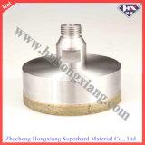 75L Thread Diamond Core Drill Bit for Glass