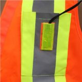 Hi-Vis Reflective Oxford Safety Vest (VL-S120)