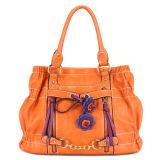 High Quality Fashion Women Leather Brand Handbag (MBNO030021)