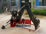 Farm Tractor Backhoe Mini Excavator