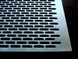 Slotted Hole Perforated Metal Screen