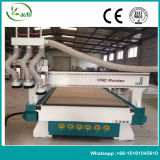Wood Door Design Machine with Three Head