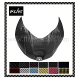 Motorcycle Parts - Carbon Fiber Tank Cover for Suzuki K7