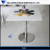 Tell World China Supply Square 8 Seat Restaurant Dining Table