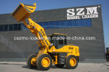 1.4cbm Bucket Wheel Loader with 2800kg Capacity