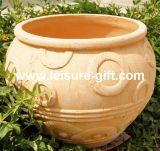 Fo-9919 Garden Decorative Terracotta Flower Pot