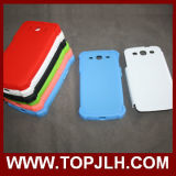 Top Quality TPU Plus PC Sublimation Mobile Case for Samsung Galaxy S3