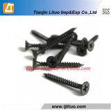 Carbon Steel Black Phosphate Bugle Head Drywall Screws (DIN7982)