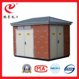 Transformer Substation for Factories, Park