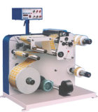 Dk-320 Paper Label Slitting Rewinding Machine