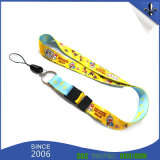 High Quality Custom Sublimation Lanyard with Metal Hook