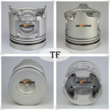Mazda TF Engine Spare Part Piston with Non Alfin