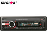 One DIN Detachable Panel Car MP3 Player with Muti-Color Illumination