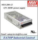 Meanwell Mean Well 12V 200W AC DC Power Supply Nes-200-12