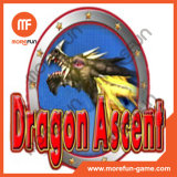 Dragon Ascent Coin Operated Phoenix Realm Fish Hunter Arcade Game Cheats for Sale