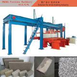 Non-Steam Autoclaved Foam Concrete Brick Block Making Machine