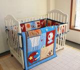 Soft Bedding Set Sports Design 3PCS Set for Baby Boy