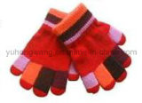 Knitted Acrylic Warm Magic Gloves/Mittens
