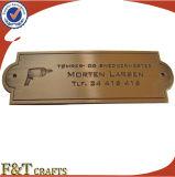 Metal Name Plate (FTNP3203)