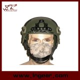 Tactical Ibh Helmet with Nvg Mount & Side Rail Action Version Helmet