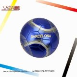 Metallic Leather Soccer Ball&Football