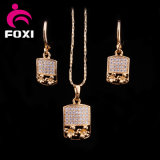 Best Selling African Costume Jewelry Gold Plated Jewelry Sets