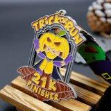 Custom Antique Marathon Running Sports Halloween Medal