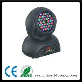 36PCS RGBW LED Moving Head DJ Stage Lighting (YE012B)