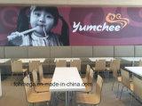 Modern Kfc Fast Food Restaurant Furniture for Sale