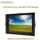 "3840× 2160 4k Quad Split Display 23.8"" Monitor"
