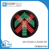 300mm 12 Inch Traffic Module of Stop and Go Light