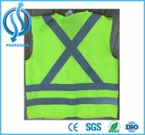 High Visibility Reflective Safety Garments for Roadway