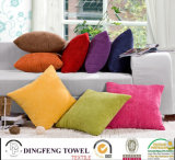 Hot Sales Solid Color Velvet Cushion Cover Df-9814